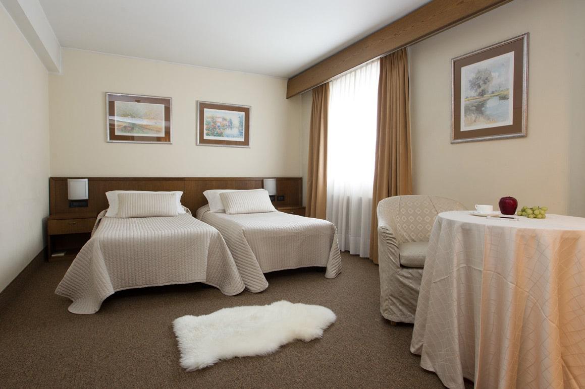 Camera Doppia Classic Hotel Palace Bormio