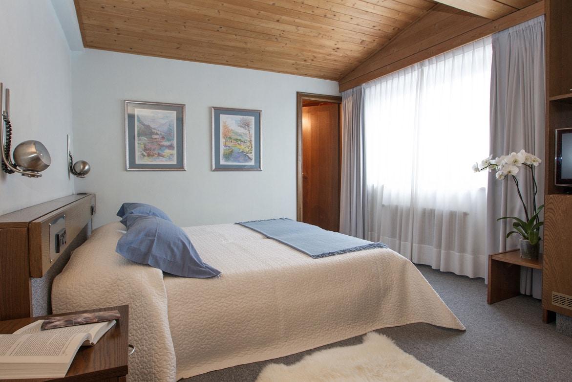 Camera Doppia Economy Hotel Palace Bormio