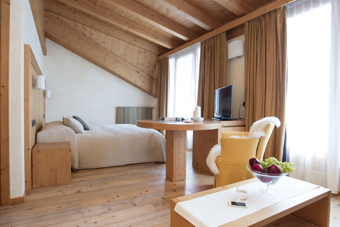Junior Suite Hotel Palace Bormio